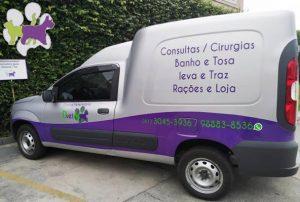 Leva e traz Pet no Xaxim em Curitiba